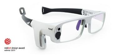 Szemkamerás szemüveg